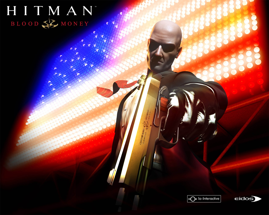 PC Action Games Wallpapers. Hitman Blood Money